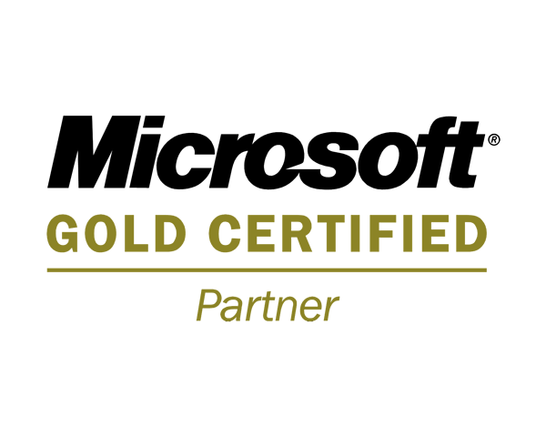0044 - Microsoft Gold Partner logo - Imagetext