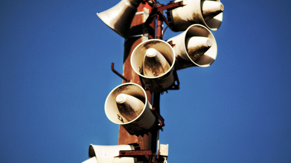 0060 - Noise megaphone - General Use