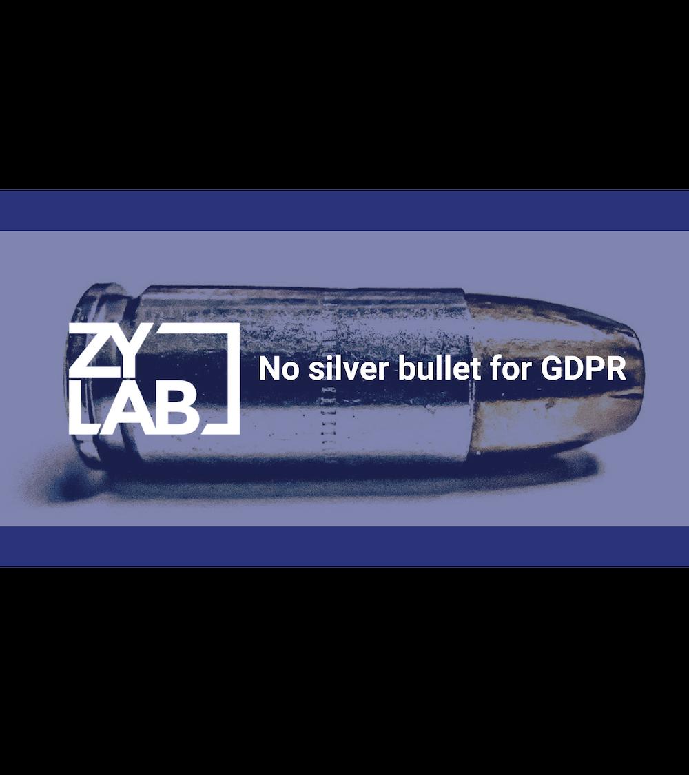 no silver GDPR bullet