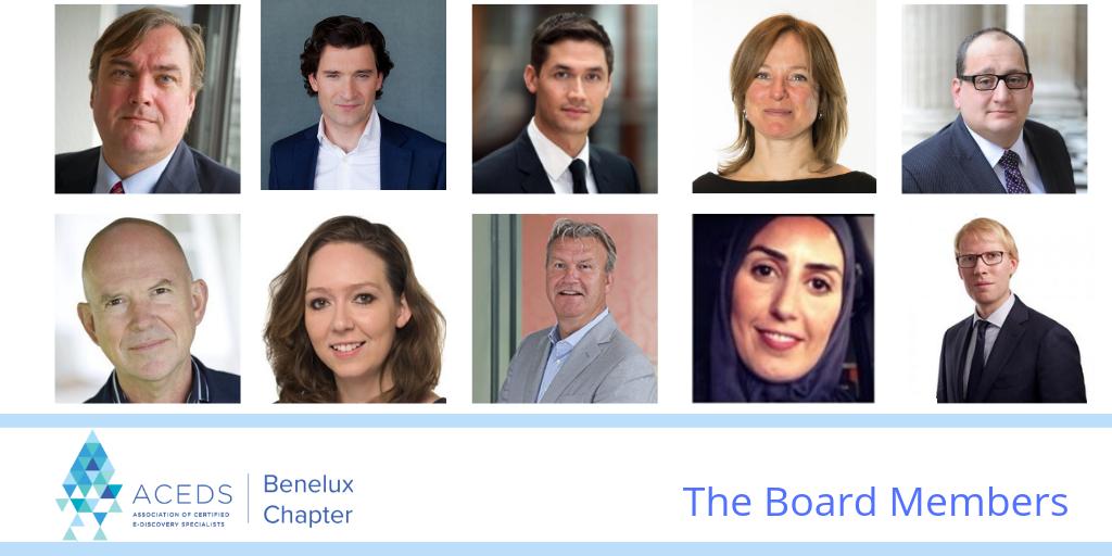 ACEDS Benelux Chapter_Board Members