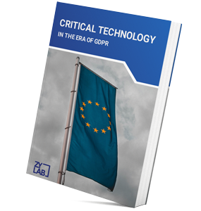 Critical Technology in the era of GDPR  -  A whitepaper by ZyLAB eDiscovery software vendor