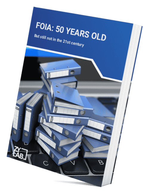 FOIA 50 years old LP