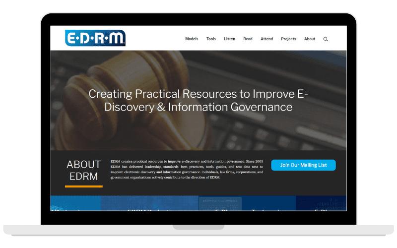 Partner Page EDRM
