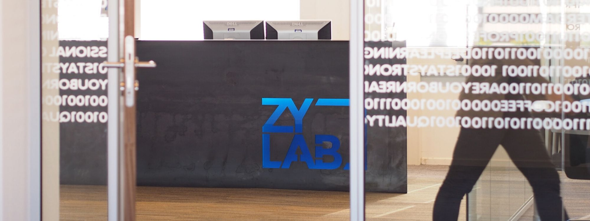 ZyLAB eDiscovery office banner
