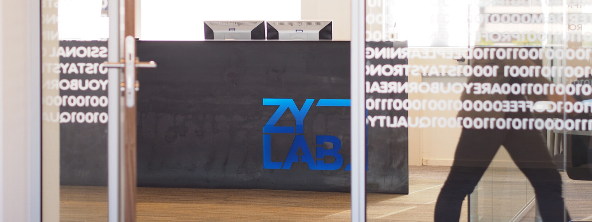 Website banner ZyLAB Reception Boardroom