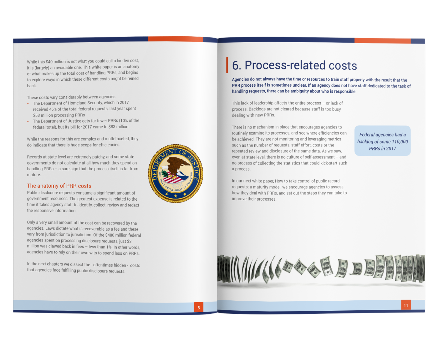 Download our white paper on FOIA : The hidden costs of