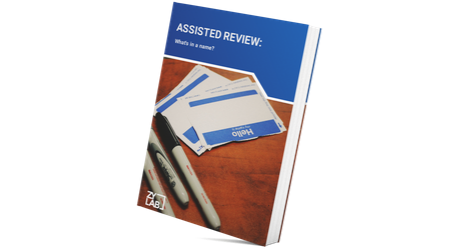Assisted Review - whats in a name